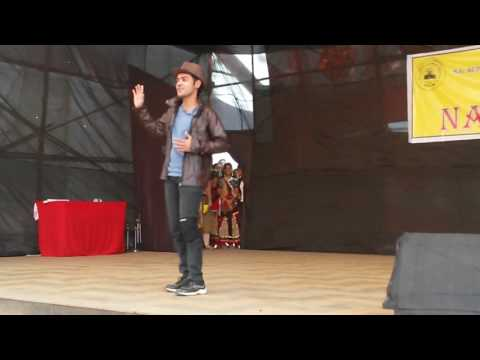 Dubstep and MJ Style Dance on hindi bollywood song by TheNotam