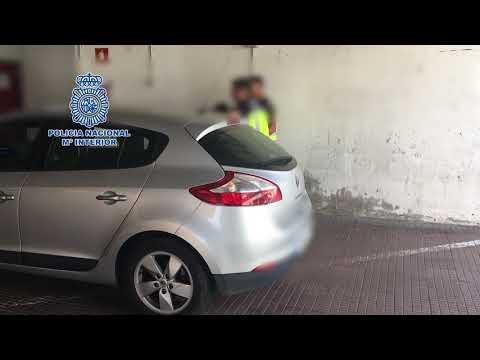 Detienen a dos personas por el asesinato de un indigente en Gran Canaria