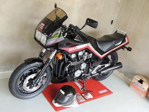 CBX 750 F 1986 com 00018km 0km Reginaldo de Campinas