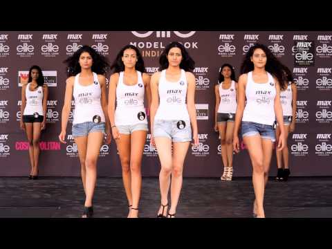 Elite Model Look India 2015 - Bangalore Auditions