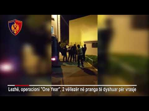Ora News - Vrasja në Mal të Jushit, arrestohen pas një viti dy bashkëpunëtorët e vrasësit