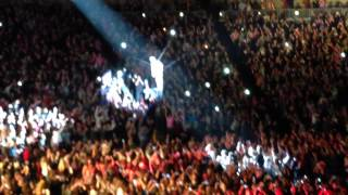 Pink at Wells Fargo Arena, Des Moines Iowa 11/8/13