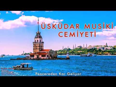 Üsküdar Musiki Cemiyeti - Pencereden Kar Geliyor [ İstanbul Türküleri © 1997 Kalan Müzik ]