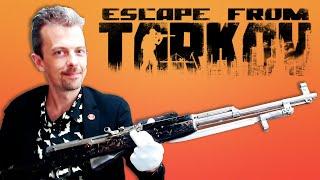 Firearms Expert Reacts To EVEN MORE Escape From Tarkov Guns