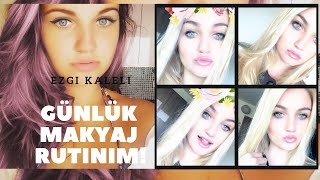 Gambar cover GÜNLÜK MAKYAJ RUTİNİM / VLOG 2019