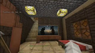 Minecraft Amplified Insanity Ep6: House Décor
