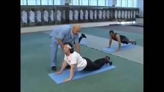 Видео-упражнения для шеи по Бубновскому