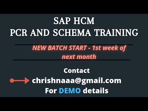 Generation of Time Quota through RPTIME00 - SAP Hr online Training on Pcr's and Schema's