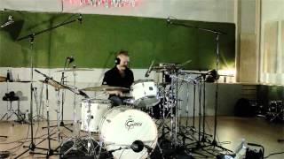 Ghost - Spirit (Drum Cover) - Live at Studio Underjord