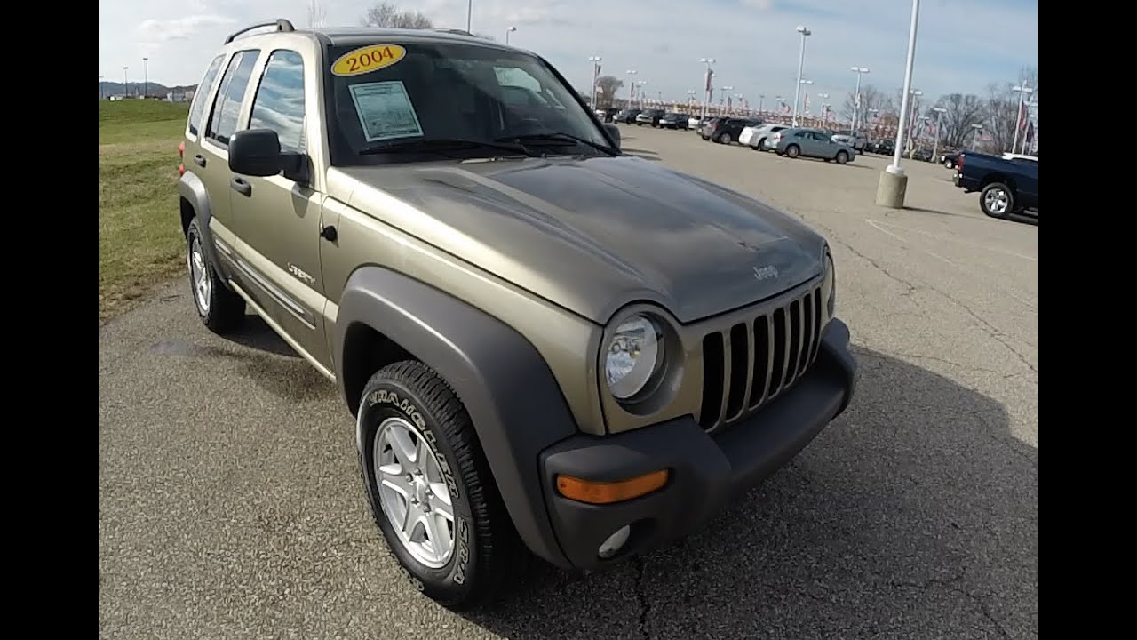2004 jeep liberty sport 4x4 used suv martinsville in. Black Bedroom Furniture Sets. Home Design Ideas