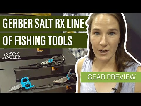 Gerber Salt Rx Line Of Fishing Tools | Saltwater Fishing Tools | Gear Preview