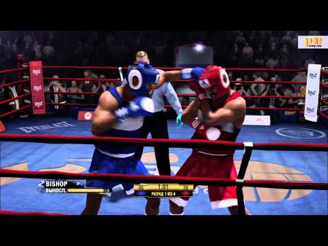 FIGHT NIGHT CHAMPION / XBOX 360 / Gameplay / Обзор игры / HD 1080