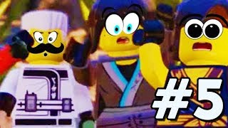 ДЖУНГЛИ ЗОВУТ! ЛЕГО НИНДЗЯГО фильм видеоигра для детей LEGO NINJAGO часть 5