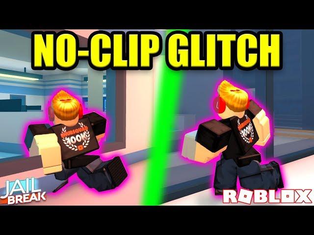 No Clip Through Any Wall Glitch New No Hacks Roblox