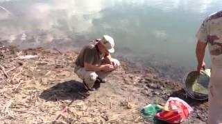 4:03 Невероятная рыбалка на Жидели ч.1