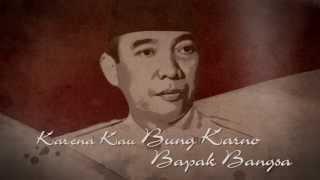 Download Video RODINDA - BUNG KARNO BAPAK BANGSA MP3 3GP MP4