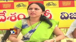 Special Story on Vizianagaram ZP Chairman Swati Rani Future Politics | AP | 10TV