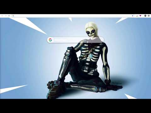 Fortnite Skull Trooper Hd Wallpapers Themes