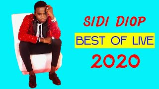 Download Sidi Diop - Best Of Live Music  2020 Non Stop 1h:16