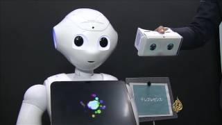 علماء يحذرون من تهديد الروبوت للجنس البشري