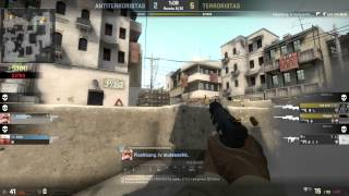 Five-Seven Fast ACE 1v5 | CS:GO MATCHMAKING