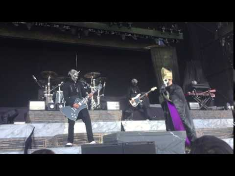 Ghost - Square Hammer live Albuquerque Book of Souls Tour 2017