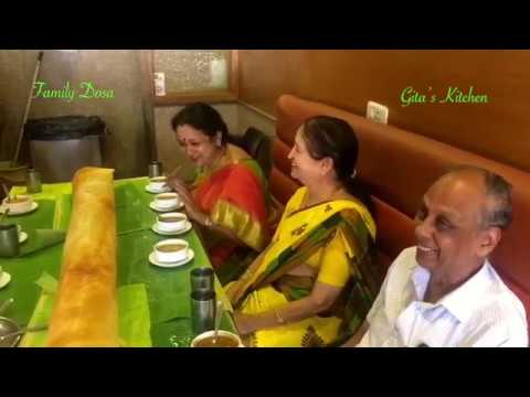 Family  Dosa at Annapoorna Hotel Coimbatore