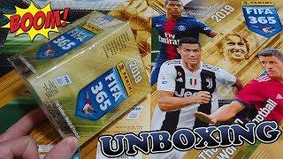 OTWIERANIE SASZETEK Z BOXA FIFA 365 2019 WPADA MEGA NAKLEJKA SZOK!!!