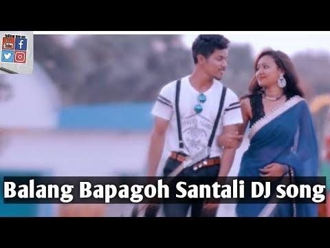New Santali Dj Remix || Balang Bapagoh || Ak Creative