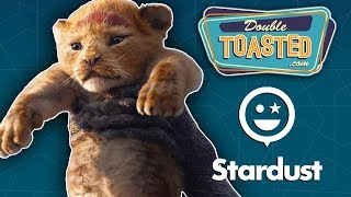 THE LION KING (2019) STARDUST APP REACTIONS - Double Toasted Reviews
