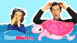 (JOUET) Tortue interactive Robot Little Live Pets kanai Kids - Démo Jouets
