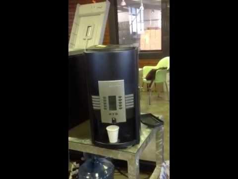 Coffee Vending Machine Questions