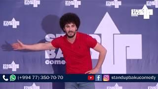 Ülvi Həsənli (Stand UP Baku 41-ci veriliş)