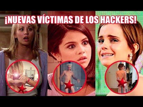 8 FAMOSAS que ACABAN de SER HACKEADAS y sus FOTOS lNTlMAS ya Circulan en INTERNET!