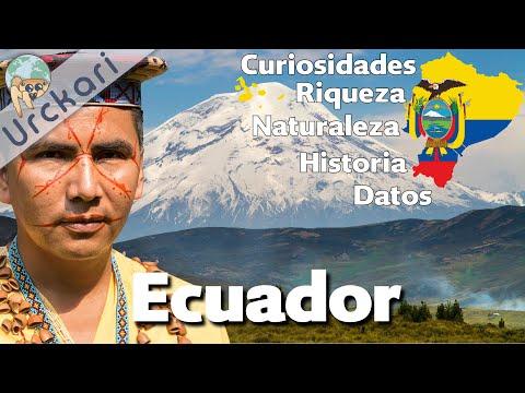 30 Curiosidades que Quizás no Sabías sobre Ecuador