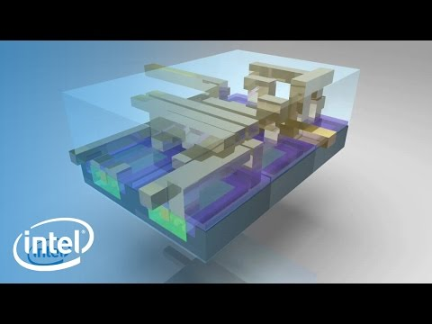 Sand to Silicon - the Making of a Chip (full screen) | Intel