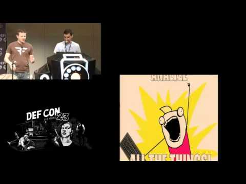 DEF CON 23 - Dan Petro and Oscar Salaza - Hacking Smart Safes: On the Brink of a Robbery