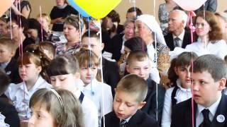 Выпускной 4а класса 70 школы, г.Ульяновск.avi