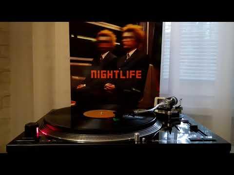 Pet Shop Boys - New York City Boy (On Vinyl Record)