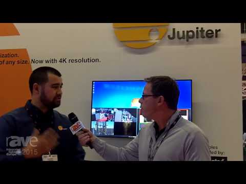 ISE 2015: Gary Kayye Speaks with Devon Wright, Manager of Professional Services at Jupiter Systems