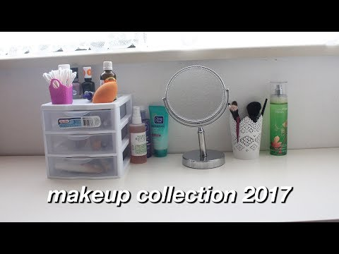 Makeup Collection Of A 15 Year Old 2017