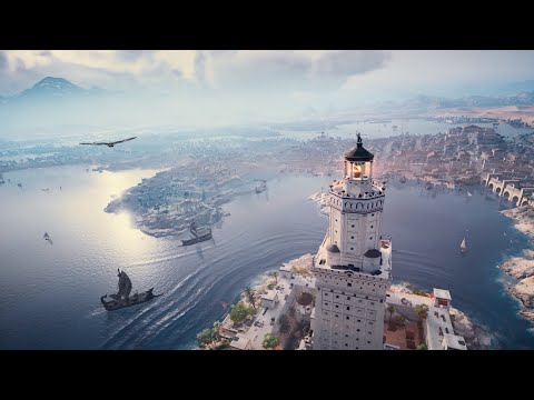 Alexandria - Discovery Mode - Assassin's Creed Origins