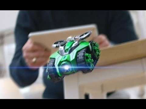 Upcoming Technology- 5 Futuristic Toys