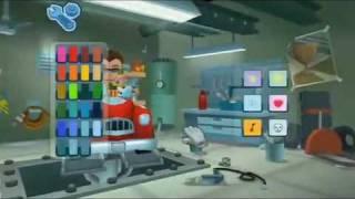MySims Racing Video
