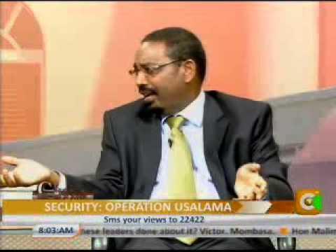 Cheche Interview with Farah Maalim-Fmr. Deputy Speaker, National Assembly Prt 1