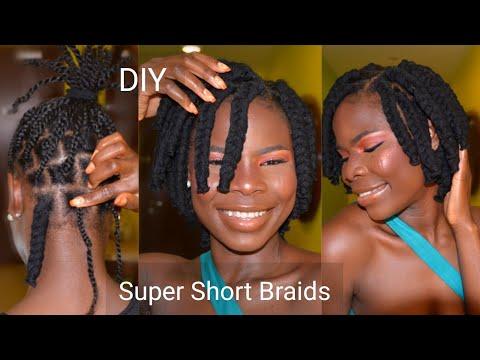 how-to:-super-short-jumbo-box-braids-with-yarn-on-medium-length-natural-hair