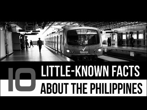 10 Little-Known Facts About the Philippines #5