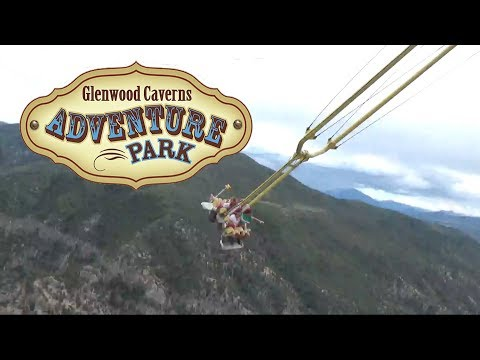 Glenwood Caverns Adventure Park Tour And Review