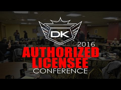 Detail King's 2016 Authorized Licensee Conference