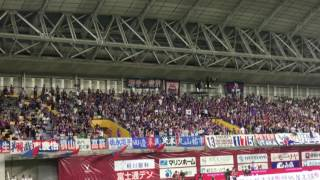 2017神戸vs東京 永井謙佑選手のチャント(仮)♪
